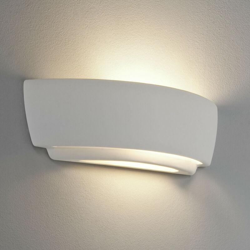 Astro Kyo 1301001 gipsz fali lámpa  fehér   kerámia