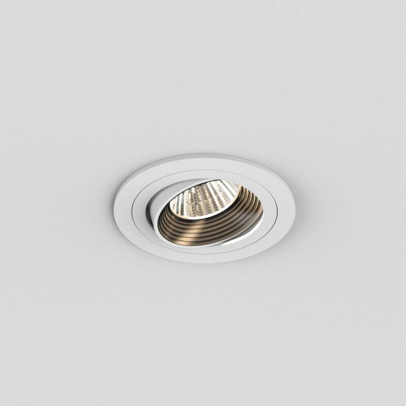 Astro Aprilia 1256013 álmennyezetbe építhető lámpa  fehér   fém