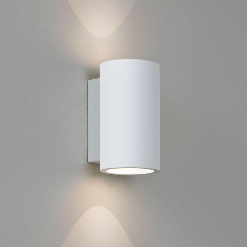 Astro Bologna 1287001 gipsz fali lámpa fehér gipsz