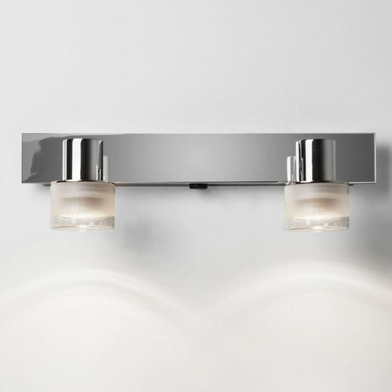 Astro Tokai 1285004 fürdőszoba fali lámpa króm fehér fém