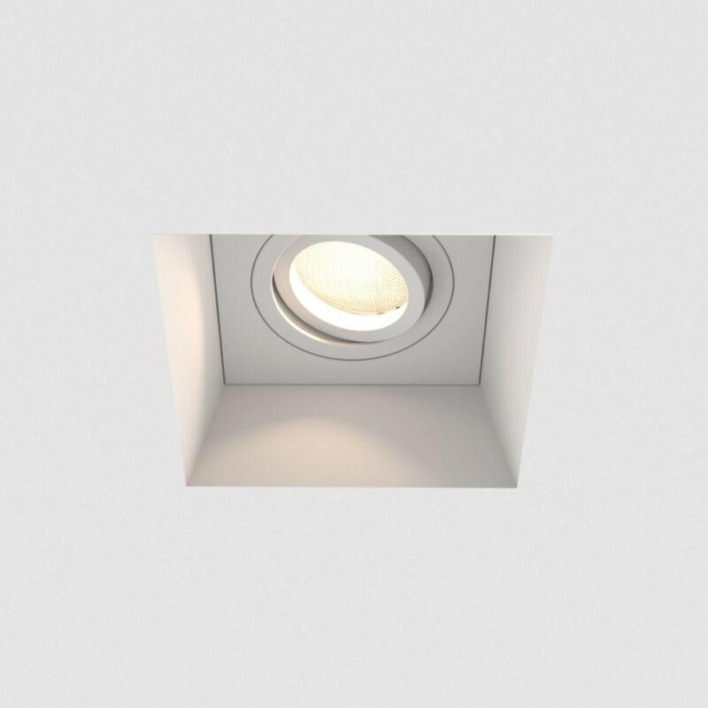 Astro Blanco 1253007 álmennyezetbe építhető lámpa fehér gipsz
