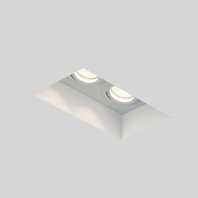 Astro Blanco 1253006 gipsz mennyezeti lámpa  fehér   gipsz