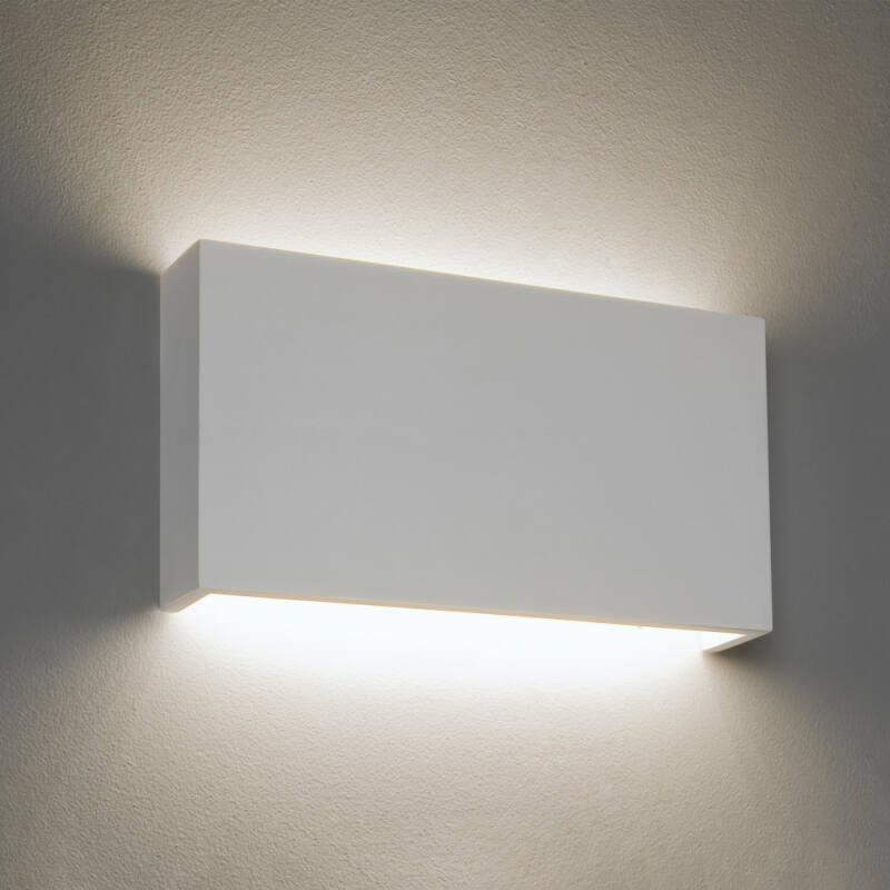 Astro Rio 1325009 gipsz fali lámpa  fehér   gipsz