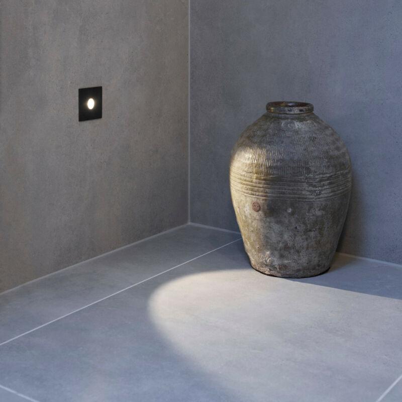 Astro Tango 1175004 kültéri fali led lámpa fekete fém