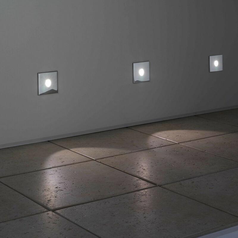 Astro Tango 1175005 kültéri fali led lámpa  króm   fém