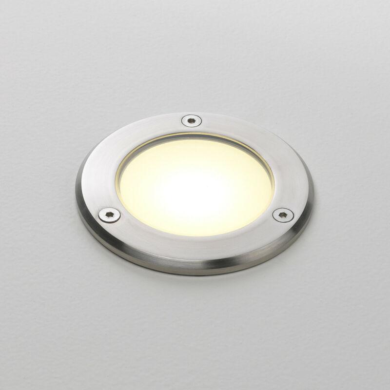 Astro Terra 1201001 talajba süllyeszthető lámpa  acél   fém