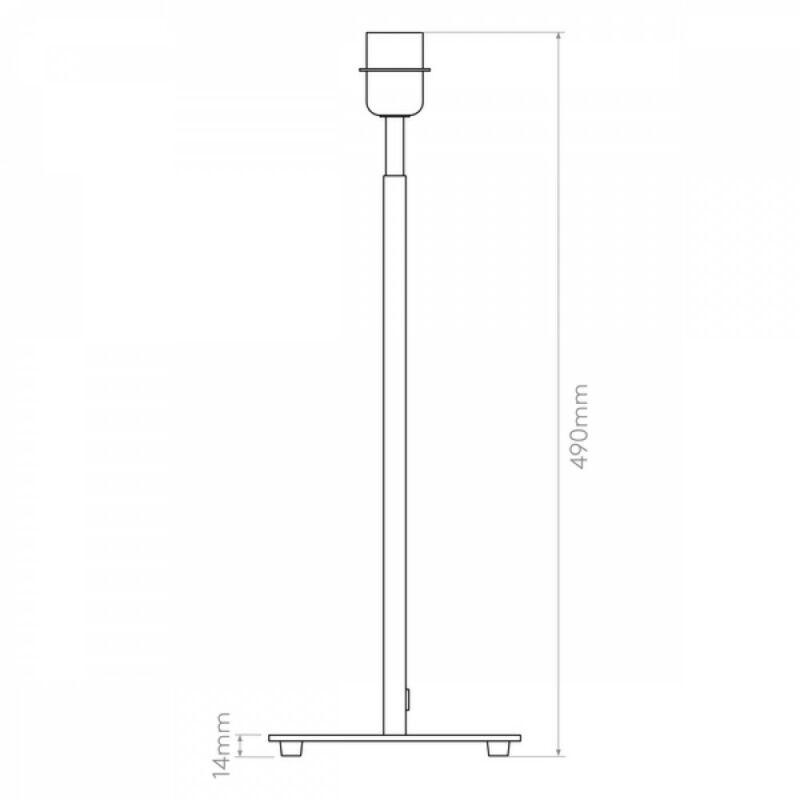 Astro Azumi 1142022 állólámpa nikkel fém