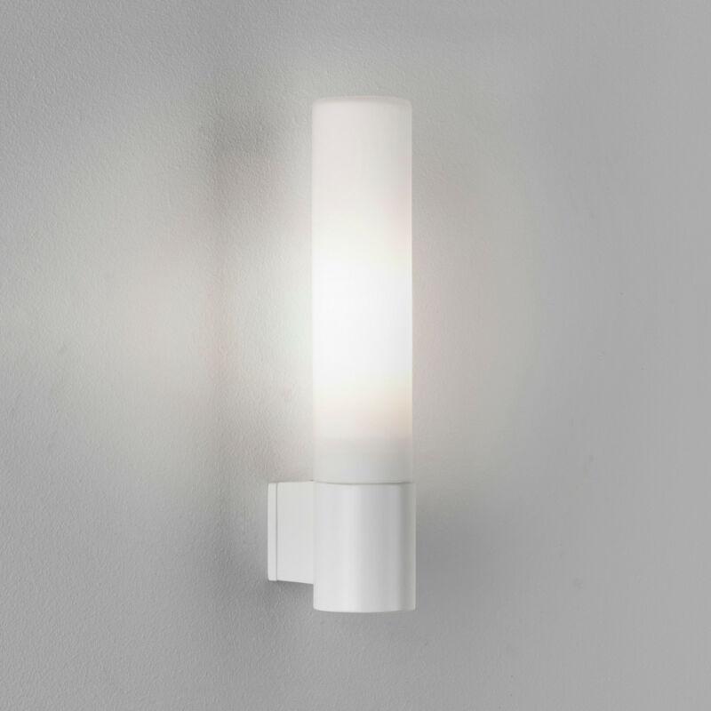Astro Bari 1047007 fürdőszoba fali lámpa  fehér   opál   fém