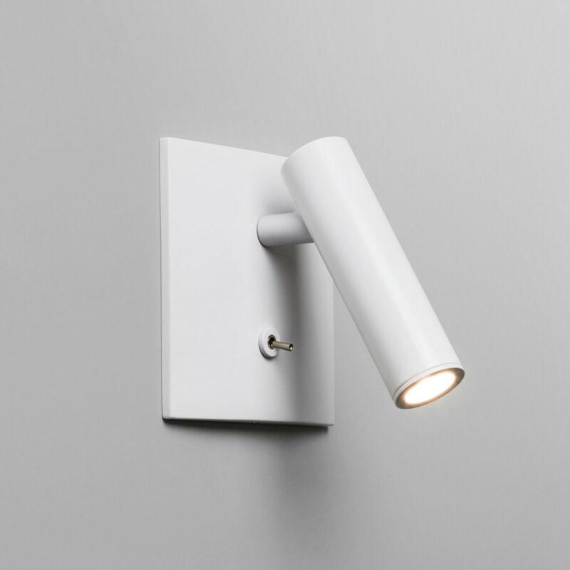 Astro Enna 1058016 fali olvasólámpa  fehér   alumínium