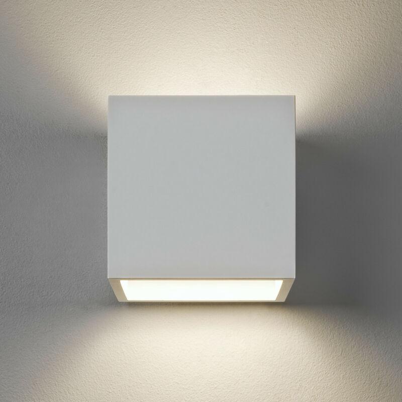 Astro Pienza 1196001 gipsz fali lámpa fehér gipsz