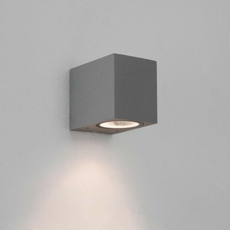 Astro Chios 80 1310007 fürdőszoba fali lámpa szürke fém