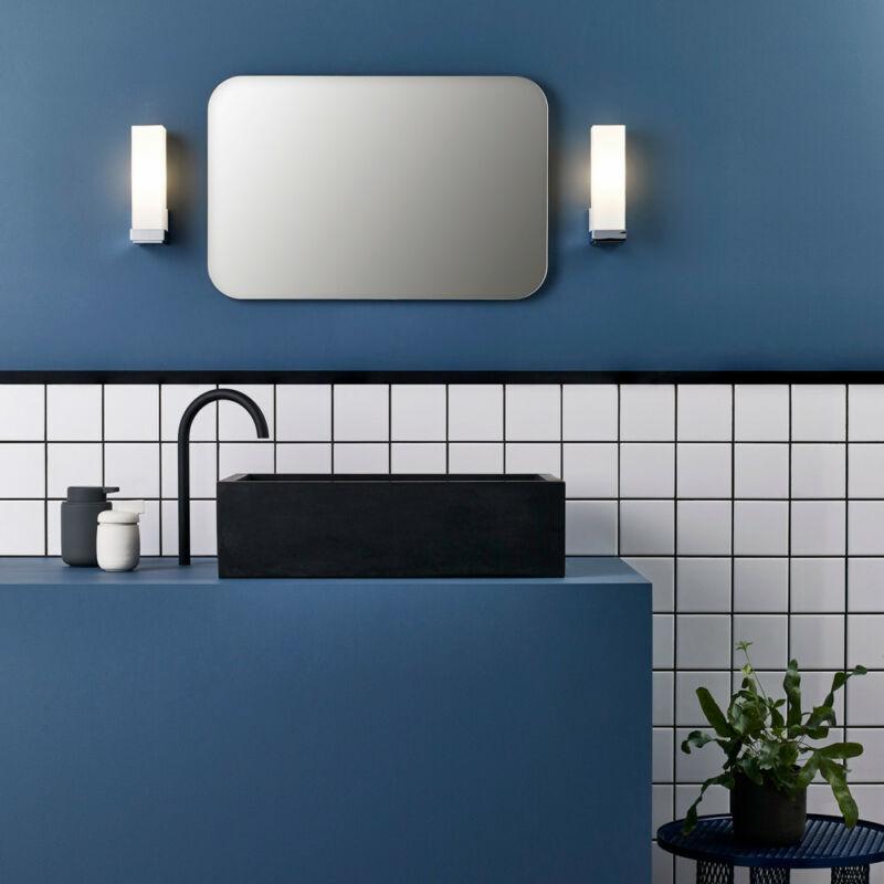 Astro Taketa 1169001 fürdőszoba fali lámpa króm fehér fém