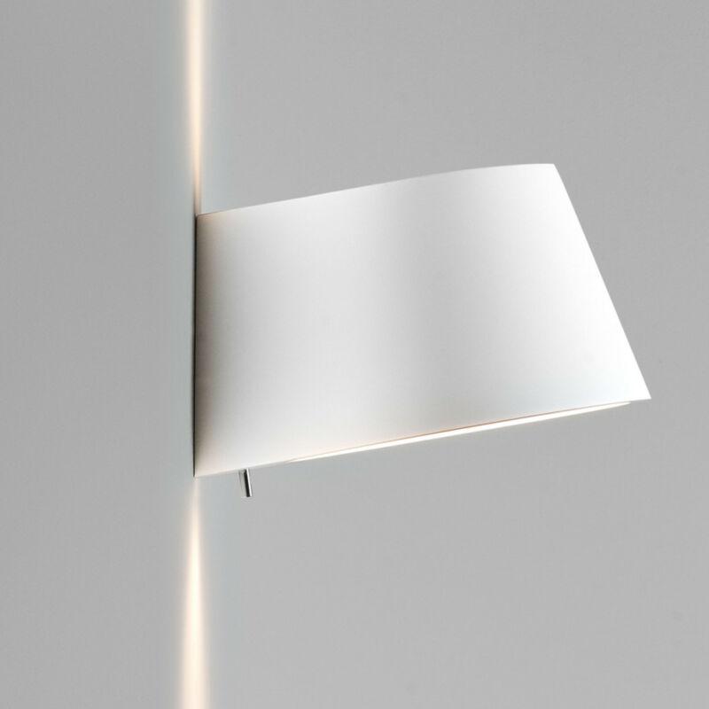 Astro Koza 1155001 fali olvasólámpa  fehér   fehér   gipsz
