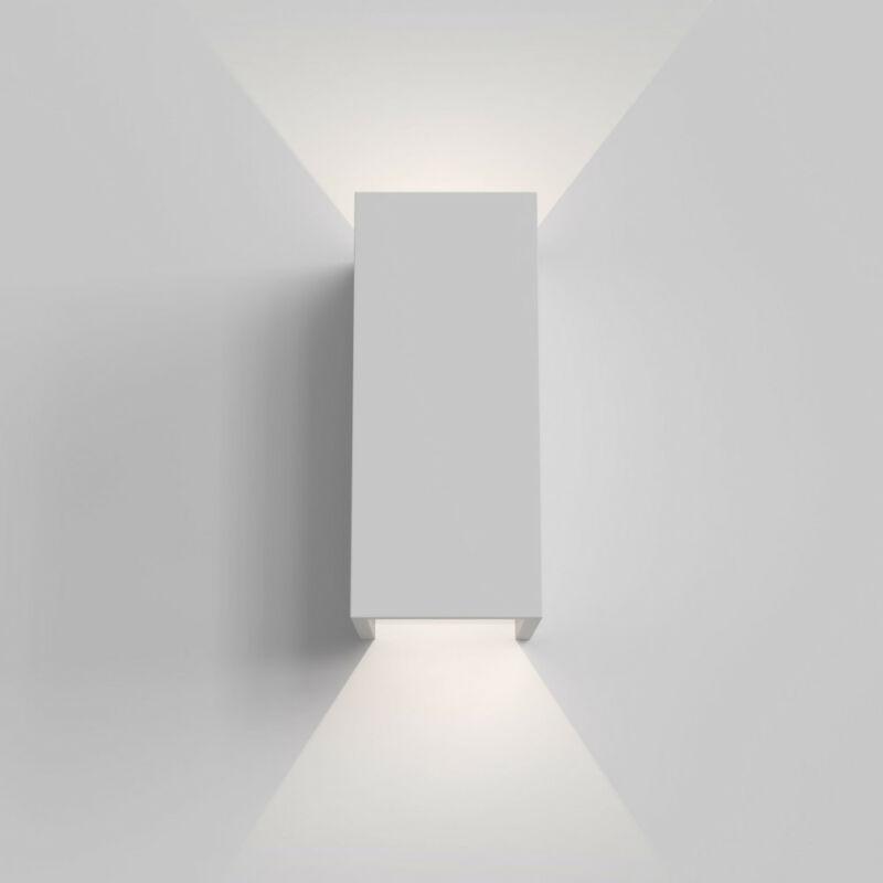 Astro Parma 1187003 gipsz fali lámpa fehér gipsz