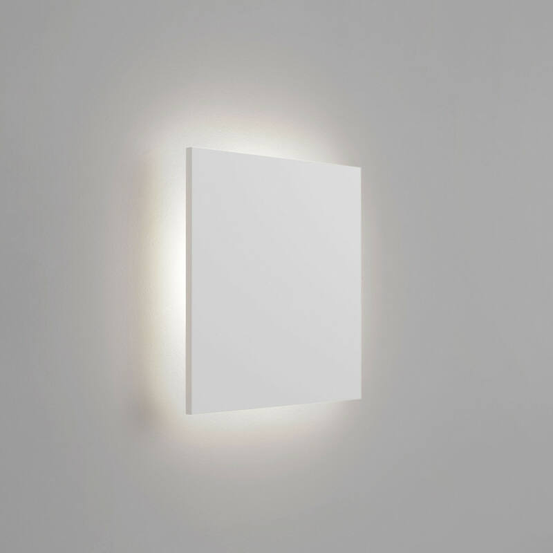 Astro Eclipse 1333001 gipsz fali lámpa  fehér   gipsz