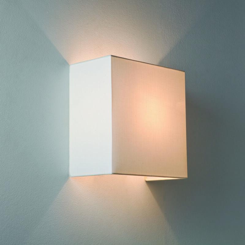 Astro Chuo 5024007 lámpabura fehér szövet