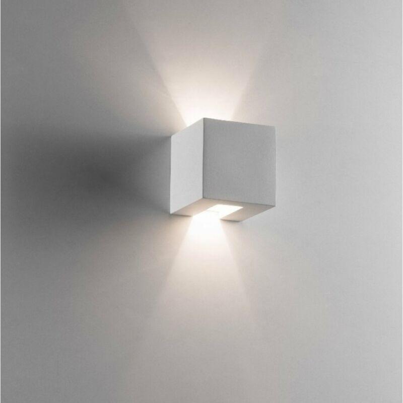 Belfiore 2336 2336.108.52 gipsz fali lámpa  fehér   kerámia
