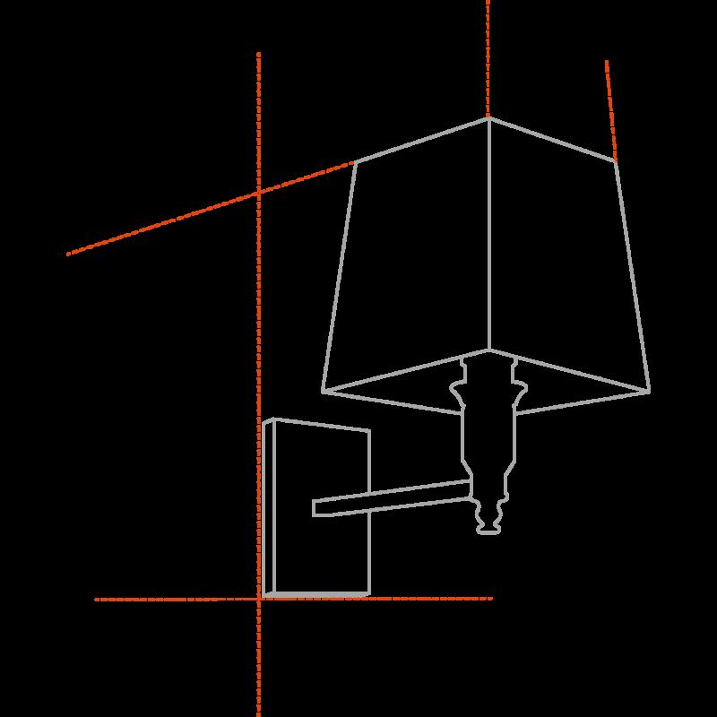 Eichholtz - WALL LAMP GRECO