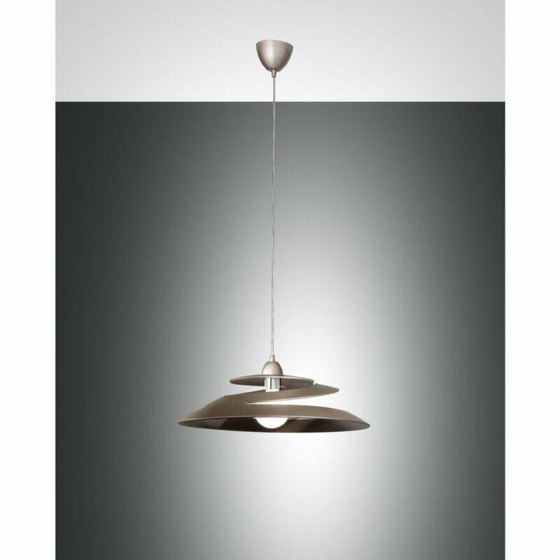 Fabas Luce ARAGON 3357-40-109 egyágú függeszték bronz fém üveg