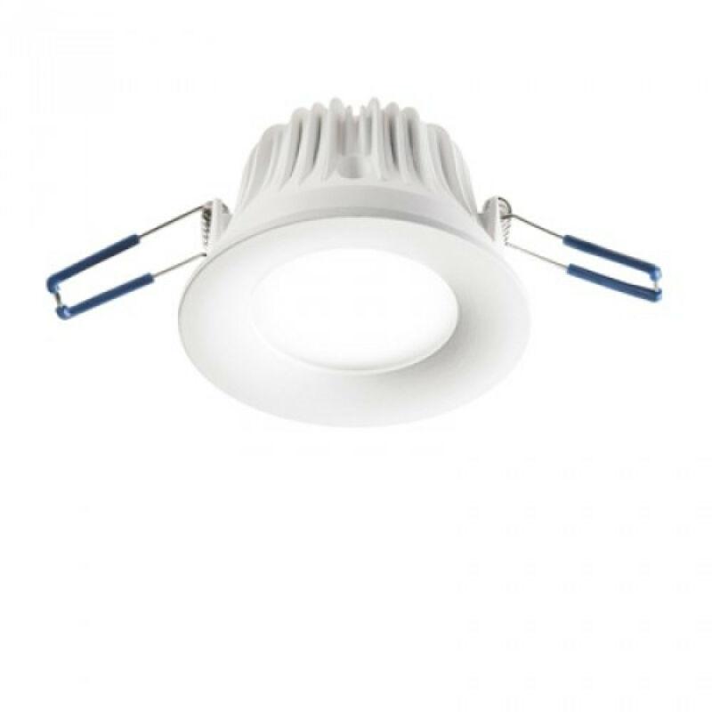 Fabas Luce Febe ATILED-6913-12-954 fürdőszoba mennyezeti lámpa  fehér   opál   alumínium   műanyag