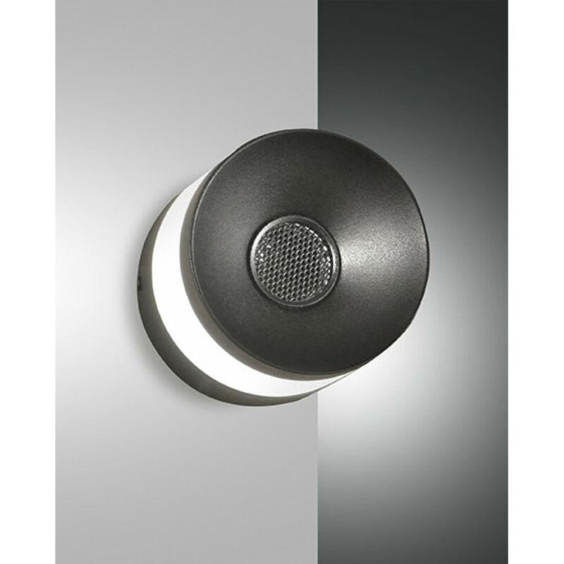 Fabas Luce BILLIE LIGHT+SPEAKER 3465-21-101 dekor lámpa  fekete   opál   fém   műanyag
