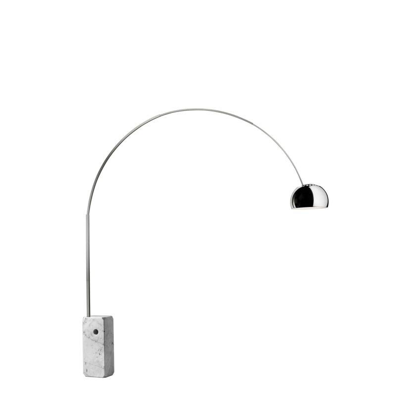 FLOS-Arco-F0300000-állólámpa