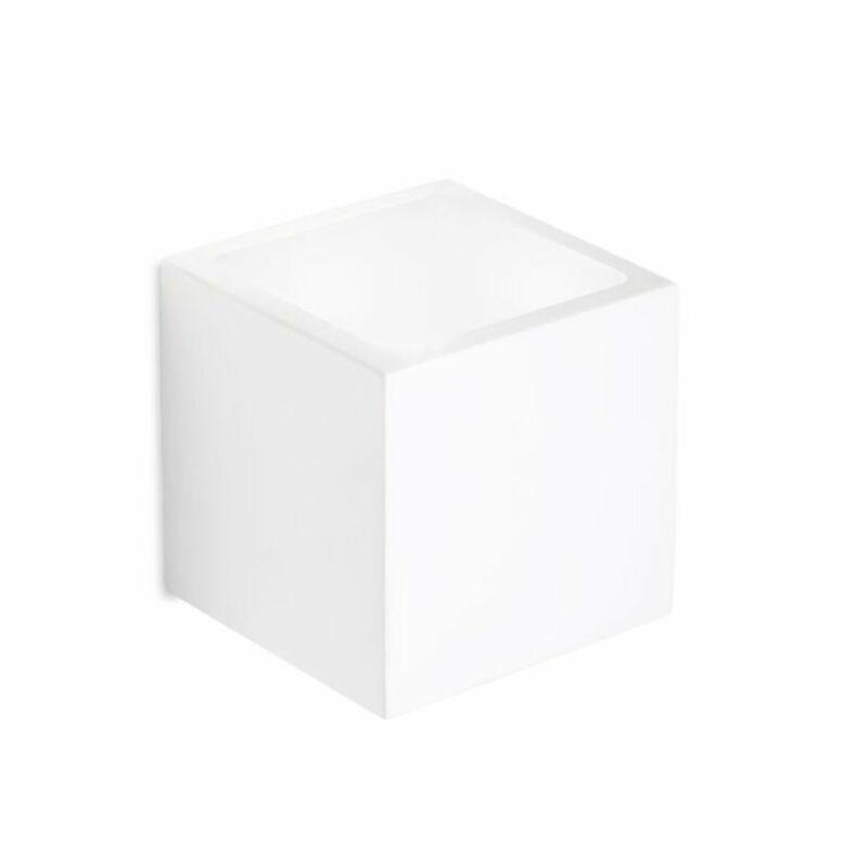 Leds-C4 GES 05-1794-14-14 fali lámpa fehér üveg