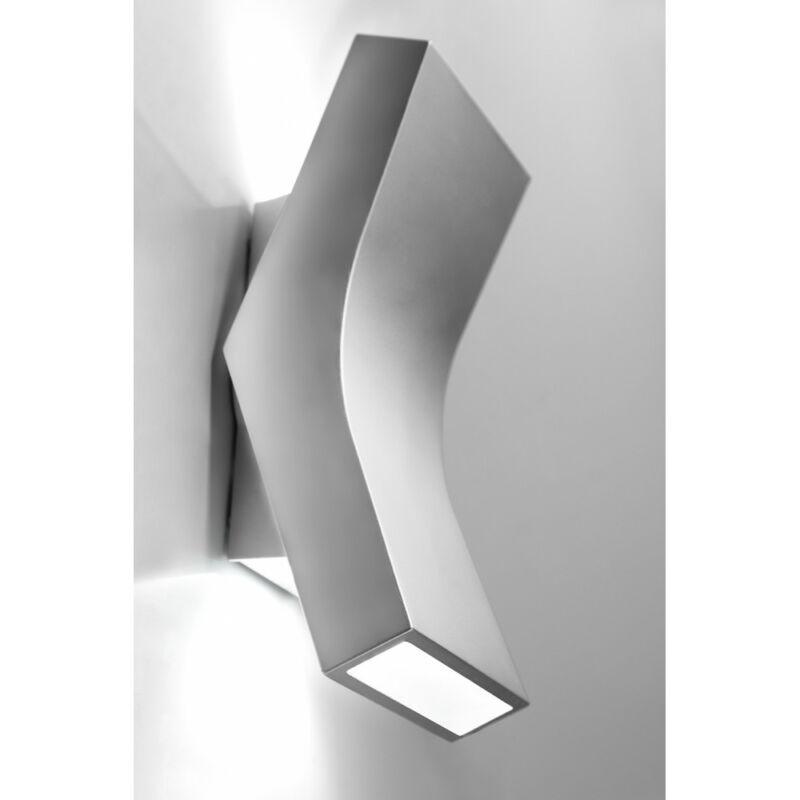 Leds-C4 BEND 05-4394-AH-M1 fali lámpa alumínium alumínium