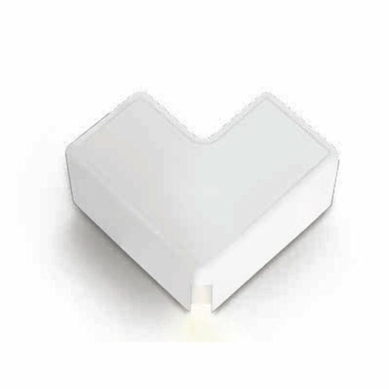 Leds-C4 LOV 05-4720-BW-BW fali lámpa  matt fehér   műanyag