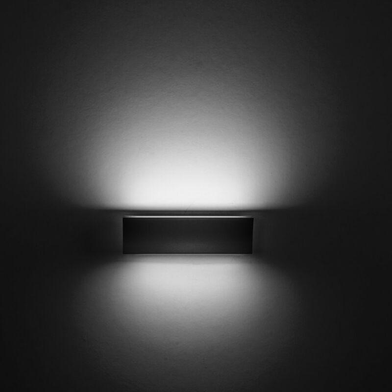 Leds-C4 BRAVO 05-4925-F5-M1 fali lámpa arany opál alumínium akril