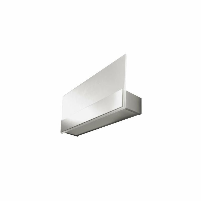Leds-C4 FLAT 05-5093-81-B9 fali lámpa nikkel fehér acél műanyag