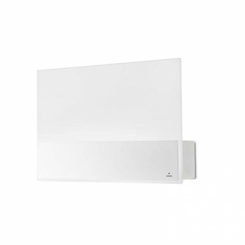 Leds-C4 FLAT 05-5093-BW-B9 fali lámpa fehér fehér acél műanyag