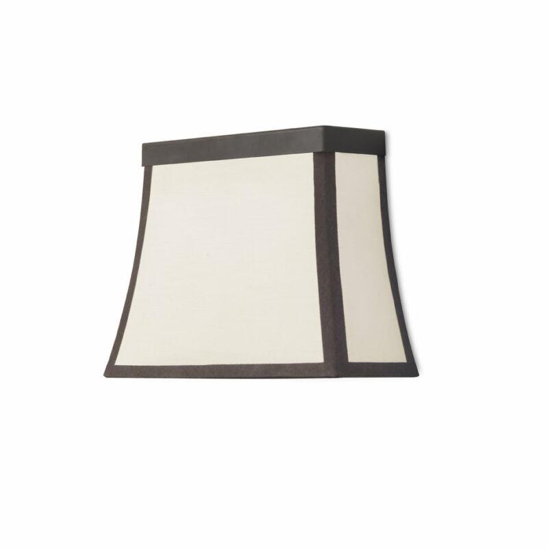 Leds-C4 FANCY 05-5425-CI-20 fali lámpa  barna   bézs   acél   pamut