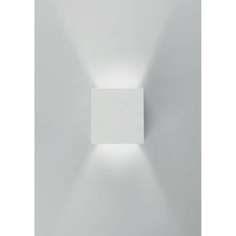 Leds-C4 PRIME 05-5956-BW-BW fali lámpa  fehér   alumínium