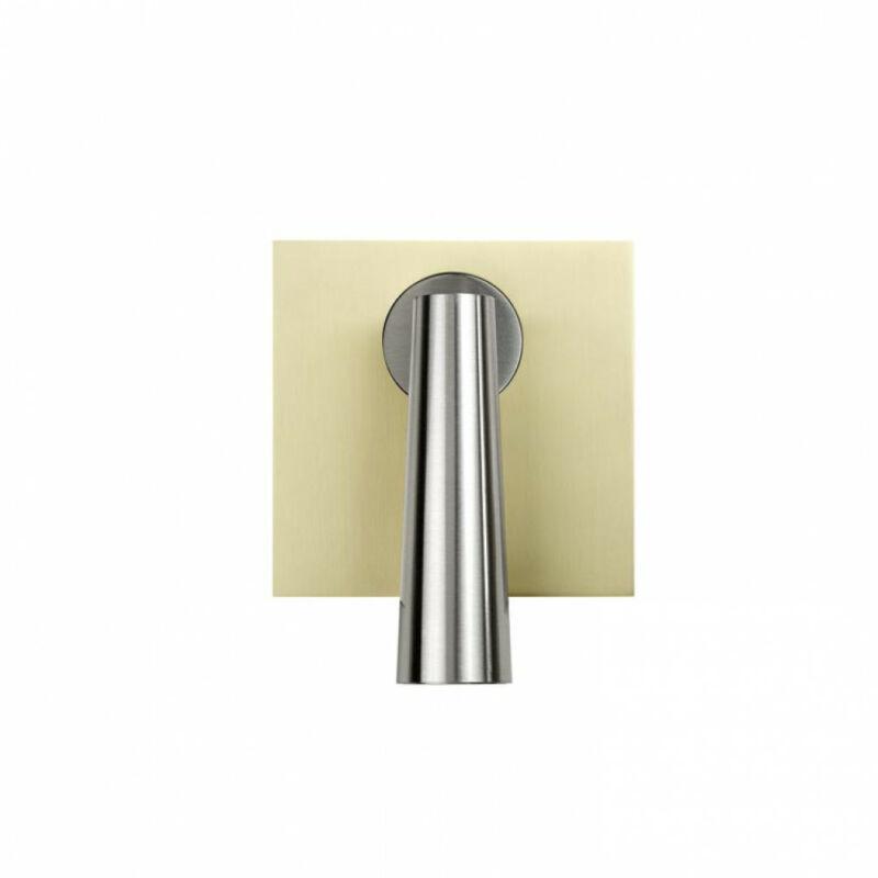Leds-C4 GAMMA 05-6420-DN-81 fali éjjeli lámpa arany alumínium