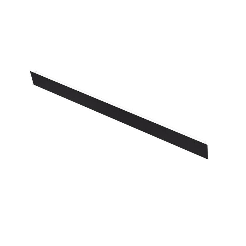 Leds-C4 FINO 05-7575-60-60 fali lámpa fekete alumínium