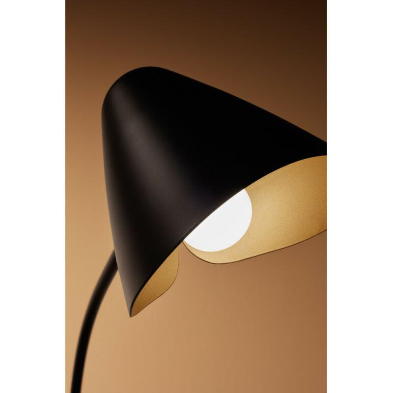 Leds-C4 ORGANIC 25-7582-05-05 állólámpa fekete fekete acél acél