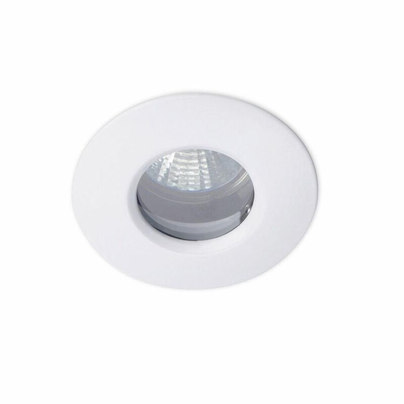 Leds-C4 SPLIT 320-BL beépíthető lámpa  fehér   alumínium   üveg