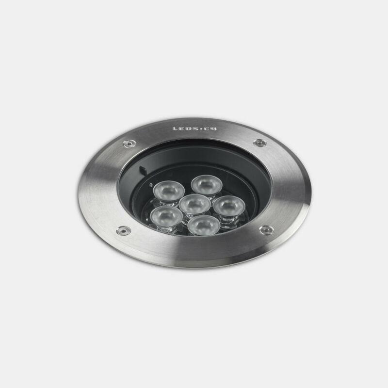 Leds-C4 GEA POWER LED PRO 55-9977-CA-CM talajba süllyeszthető lámpa  nikkel   acél