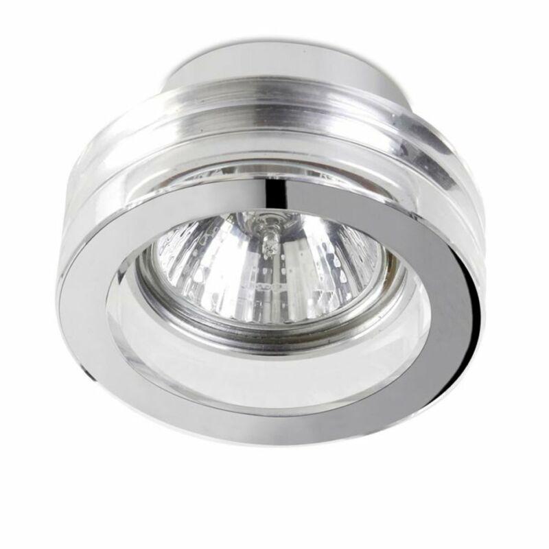 Leds-C4 EIS 90-1689-21-37 beépíthető lámpa átlátszó üveg