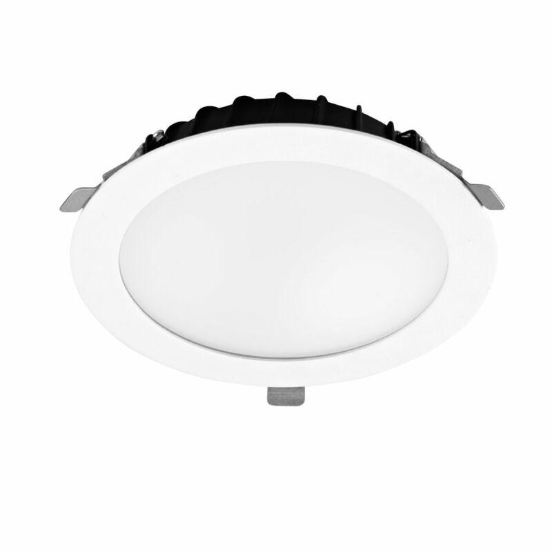 Leds-C4 VOL 90-4881-14-M3 beépíthető lámpa  fehér   opál   alumínium   műanyag
