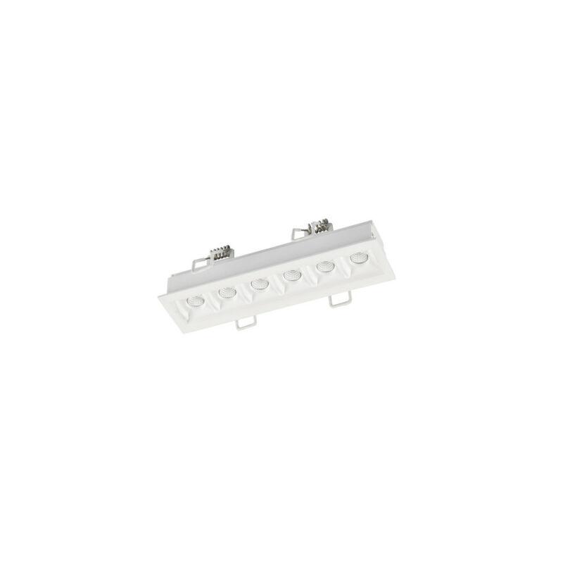 Leds-C4 BENTO 90-6370-14-14 beépíthető lámpa  fehér   alumínium