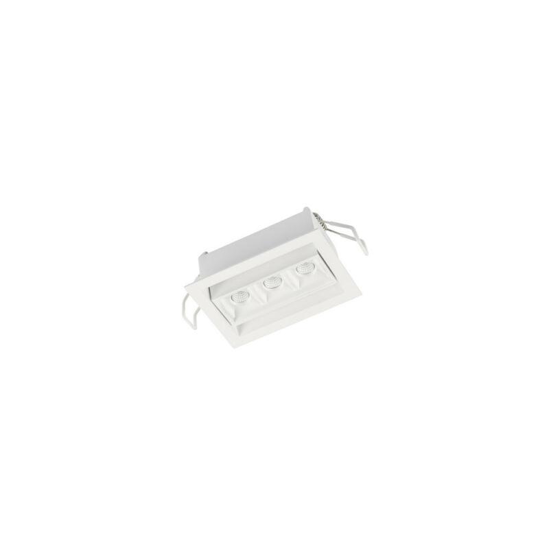 Leds-C4 BENTO 90-7185-14-14 beépíthető lámpa  fehér   alumínium