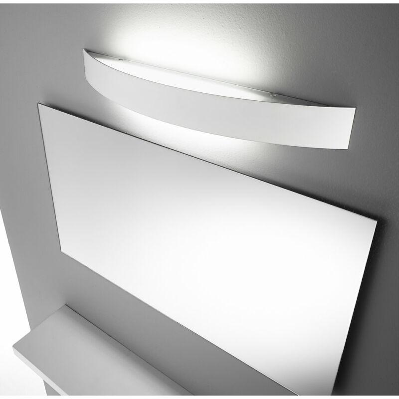 LineaLight CURVÉ 1135 fali lámpa  fehér   fém