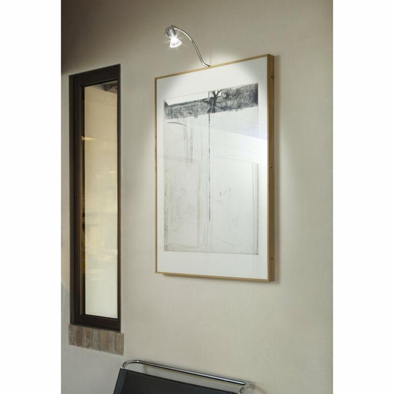 LineaLight MIRROR 1156 képmegvilágító lámpa  króm   alumínium