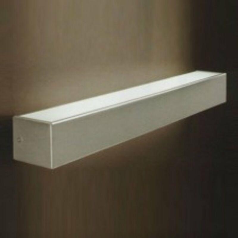 LineaLight BOX 6729 fali lámpa szatinált nikkel fém