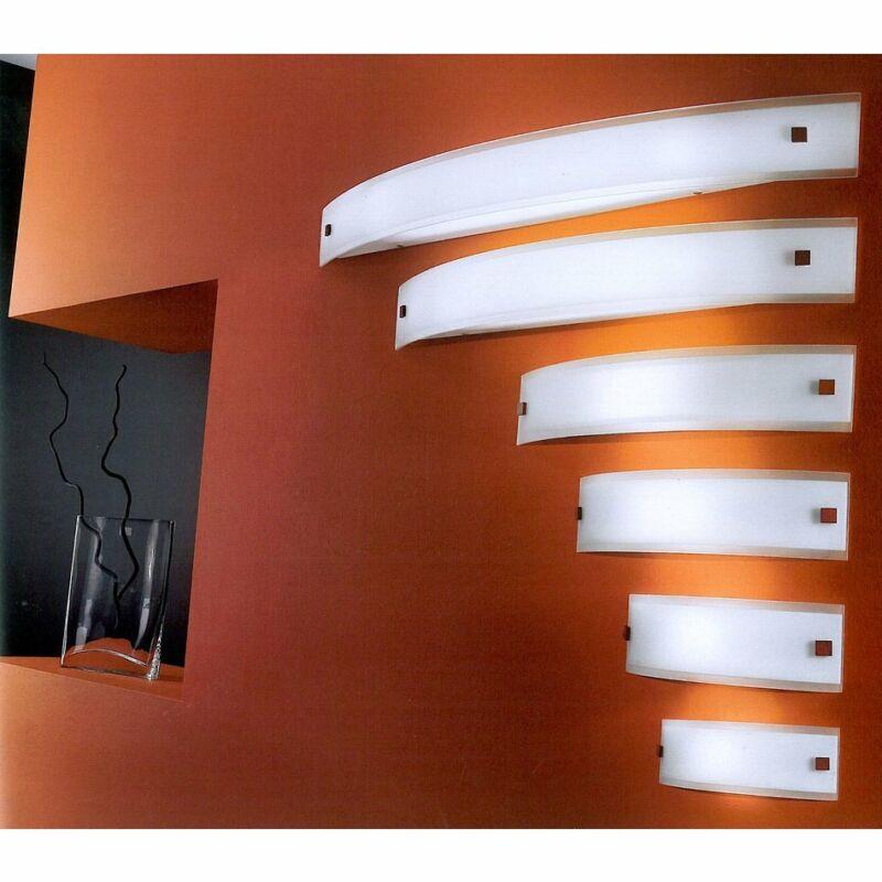 LineaLight MILLE 1023 fali lámpa cseresznyefa fém