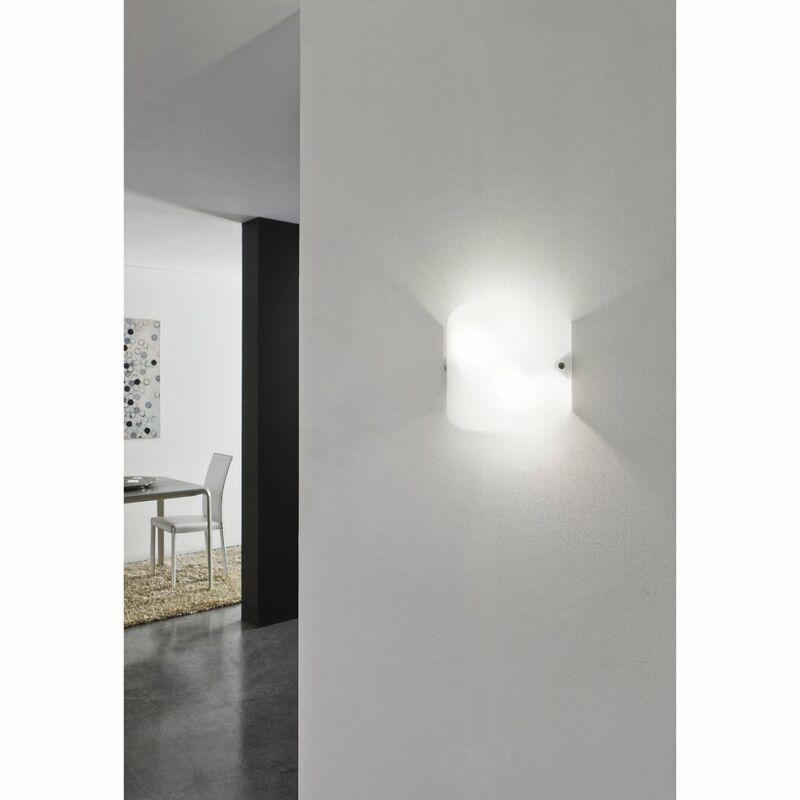LineaLight WALLY 321B881 fali lámpa  fehér   fém