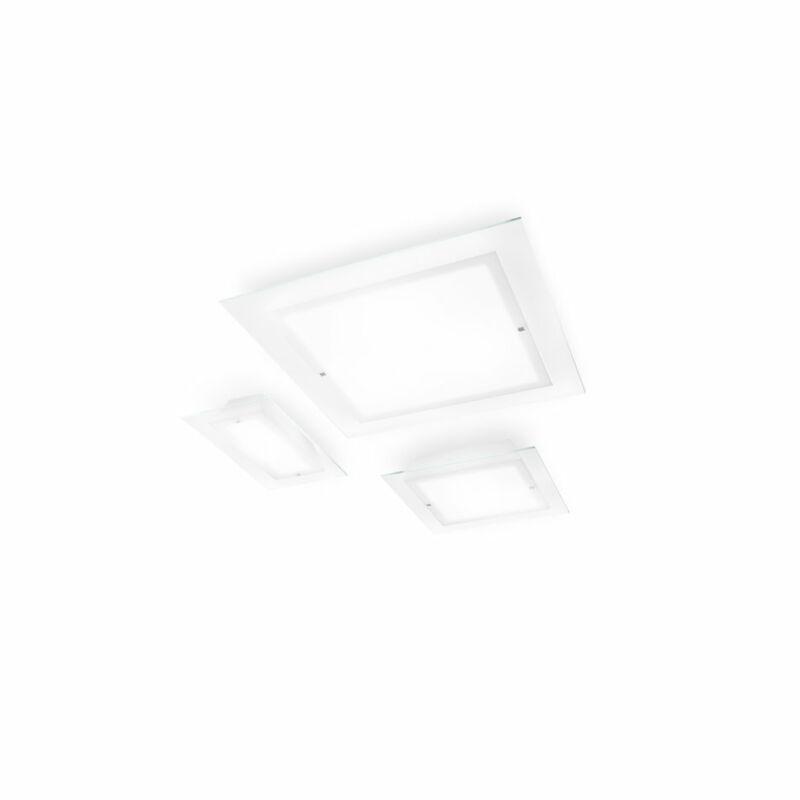 LineaLight LUMINOSA 71691 fali lámpa  átlátszó   üveg