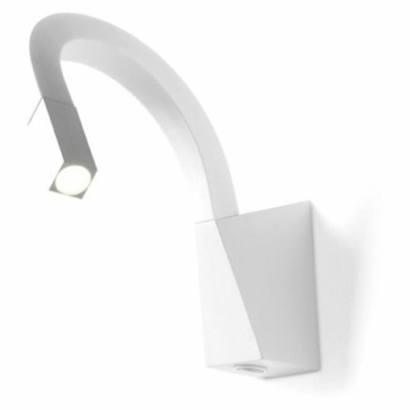 LineaLight SNAKE 7226 falikar  fehér   fém